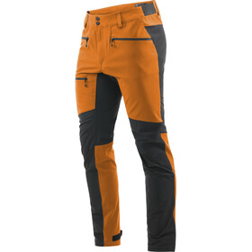 Haglöfs Rugged Flex Pants Herre Desert Yellow/True Black